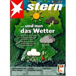stern Heft Nr.6 / 1 Februar 2007 - ...und nun das Wetter