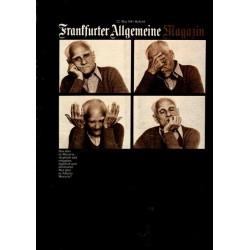 Frankfurter Allgemeine Heft 64 / Mai 1981 - Alberto Moravia