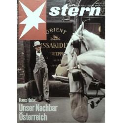 stern Heft Nr.31 / 4 August 1963 - Hans Habe