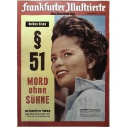 Frankfurter Illustrierte Nr.37 / 10 Sep. 1960 - Ulla Jacobsson