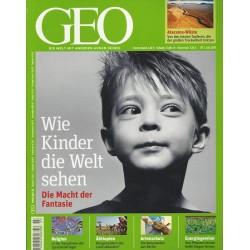 Geo Nr. 7 / Juli 2011 - Wie Kinder die Welt sehen