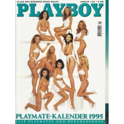 Playboy Nr.1 - Januar 1995