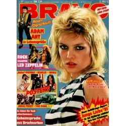 BRAVO Nr.37 / 3 September 1981 - Kim Wilde