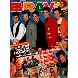 BRAVO Nr.4 / 18 Januar 1990 - New Kids on The Block