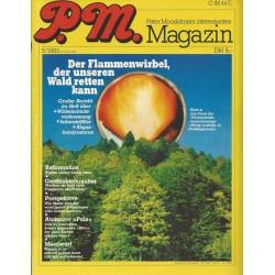 P.M. Ausgabe August 5/1983 - Der Flammenwirbel ...