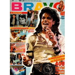 BRAVO Nr.25 / 15 Juni 1988 - Michael Jackson