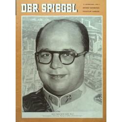 Der Spiegel Nr.2 / 11 Januar 1956 - Diktator Perez