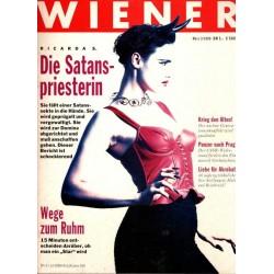 Wiener Heft Nr.3 / März 1989 - Die Satanspriesterin