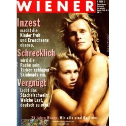Wiener Heft Nr.8 / August 1986 - Ruf der Wildnis!