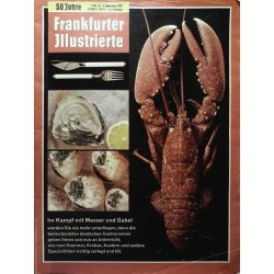 Frankfurter Illustrierte Nr.44 / 4 November 1962 - Messer & Kabel