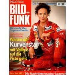 Bild und Funk Nr. 14 / 10 bis 16 April 1999 - Sonja Kirchberger