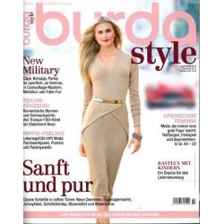 burda Moden 10/Oktober 2013 - Sanft und pur