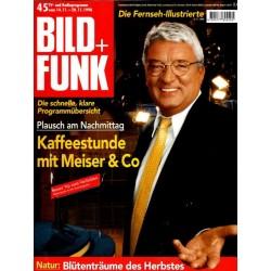 Bild und Funk Nr. 45 / 14 bis 20 Nov. 1998 - Hans Meiser
