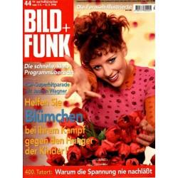 Bild und Funk Nr. 44 / 7 bis 13 Nov. 1998 - Jasmin Wagner