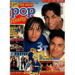 Pop Rocky Nr.43 / 16 Oktober 1996 - 3T