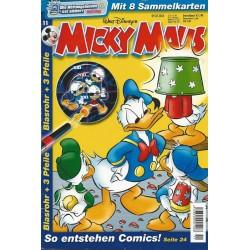 Micky Maus Nr. 11 / 9 März 2004 - So entstehen Comics