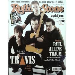 Rolling Stone Nr.8 / August 2000 & CD Vol. 37 - Travis