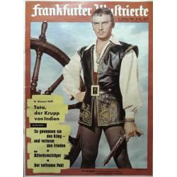 Frankfurter Illustrierte Nr.42 / 17 Oktober 1959 - Yul Brynner