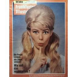 Frankfurter Illustrierte Nr.28 / 15 Juli 1962 - Vivi Bach