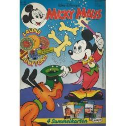 Micky Maus Nr. 45 / 31 Oktober 1990 - Laune Buttons ...