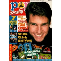 pop Rocky Nr.21 / September 1993 - Tom Cruise