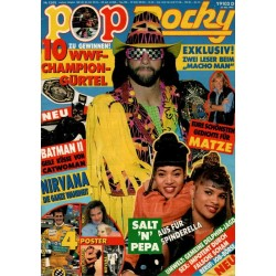 Pop Rocky Nr.12 / 27 Mai 1992 - Exklusiv Macho Man