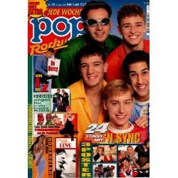 Pop Rocky Nr.12 / 12 März 1997 - 24 Stunden mit N Sync