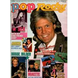 Pop Rocky Nr.15 / 10 Juli 1991 - Dieter Bohlen