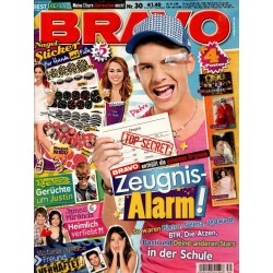 BRAVO Nr.30 / 20 Juli 2011 - Pietro Zeugnis-Alarm