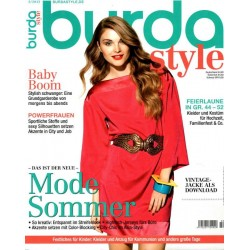 burda Moden 2/Februar 2012 - Mode Sommer