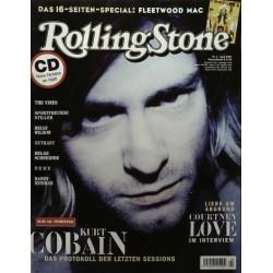 Rolling Stone Nr.4 / April 2004 & CD Vol. 64 - Kurt Cobain