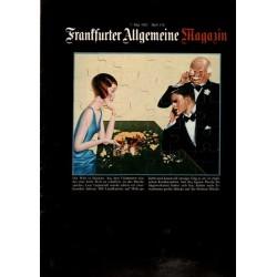 Frankfurter Allgemeine Heft 114 / Mai 1982 - Jigsaw Puzzle