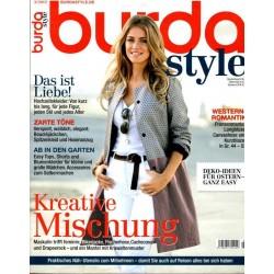 burda Moden 3/März 2012 - Kreative Mischung