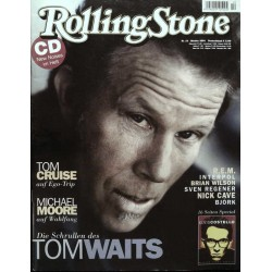 Rolling Stone Nr.10 / Oktober 2004 & CD Vol. 67 - Tom Waits