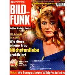 Bild und Funk Nr. 40 / 4 bis 10 Oktober 1997 - Jutta Speidel