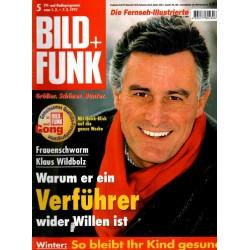 Bild und Funk Nr. 5 / 1 bis 7 Februar 1997 - Klaus Wildbolz