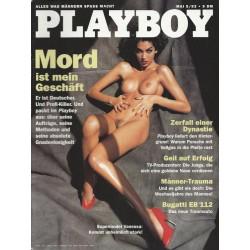 Playboy Nr.5 / Mai 1993 - Vanessa Arevalo