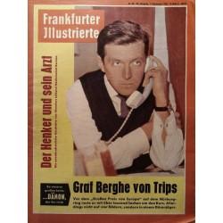Frankfurter Illustrierte Nr.36 / 3 September 1961 - Graf Berghe von Trips