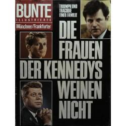 Bunte Illustrierte Nr.34 / 21 August 1968 - Die Kennedys