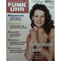 Funk-Uhr Nr. 7 / 19 bis 25 Februar 2000 - Simone Dericks