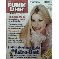 Funk-Uhr Nr. 19 / 13 bis 19 Mai 2000 - Kam Heskin