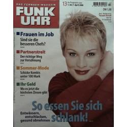 Funk-Uhr Nr. 13 / 1 bis 7 April 2000 - Susann Atwell