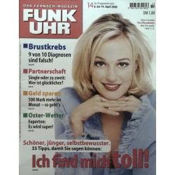Funk-Uhr Nr. 14 / 8 bis 14 April 2000 - Eva Hassmann