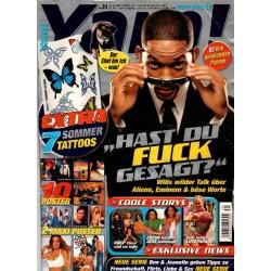 Yam! Nr.31 / 24 Juli 2002 - Will Smith