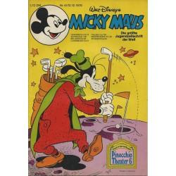 Micky Maus Nr. 41 / 10 Oktober 1978 - Pinocchio Theater 6