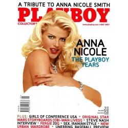 Playboy USA Nr.5 - Mai 2007 - Anna Nicole Smith