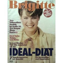 Brigitte Heft 2 / 10 Januar 1979 - Zum Selbernähen