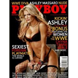 Playboy USA Nr.4 - April 2007 - Ashley Massaro