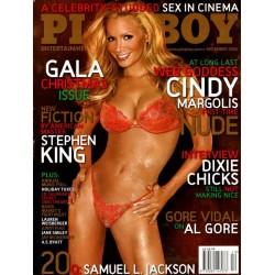 Playboy USA Nr.12 - Dezember 2006 - Cindy Margolis