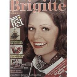 Brigitte Heft 25 / 5 Dezember 1975 - Lisa Anderson